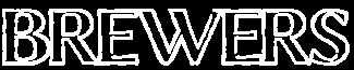 Brewers text logo
